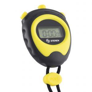 Cronómetro Deportivo Resistente al Agua marca Steren