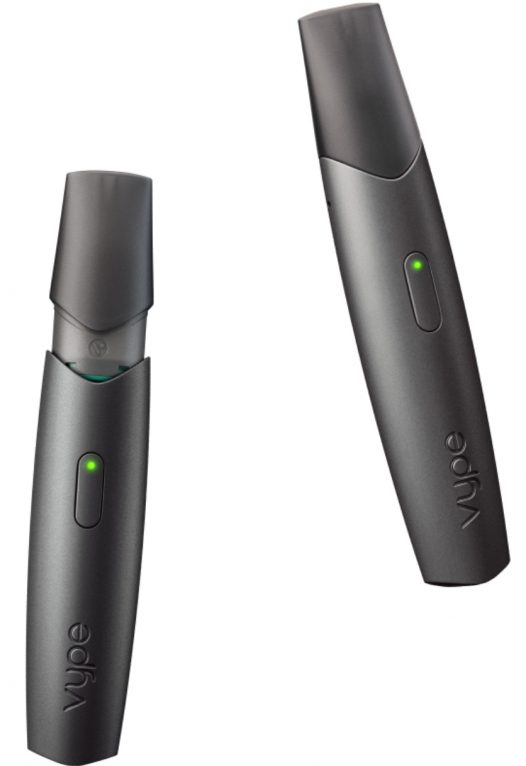 Kit Vaporizador Vype ePen 3 color Negro + 2 Sabores