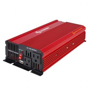 LED rectangular de 2 x 5 mm, color rojo difuso marca Steren