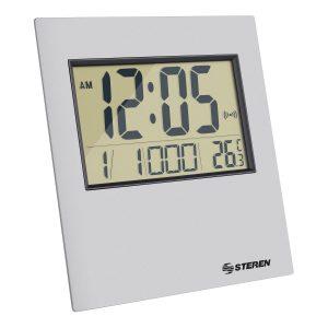 Reloj Digital con alarma y termómetro marca Steren