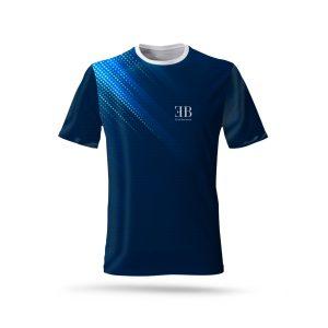 "Camisa Deportiva ""Electric"" marca Erick Barrondo"