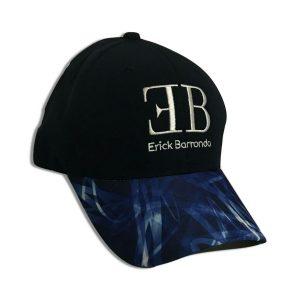 "Gorra Deportiva ""Electric"" marca Erick Barrondo"