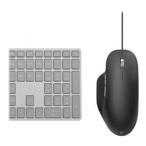Mouse Óptico Lion Rock Ergonomic marca Microsoft
