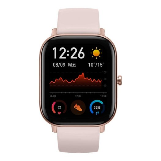 Xiaomi Amazfit GTS Reloj Inteligente Rosa