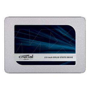 """Unidad de Estado Solido 2.5"""" 250GB MX500"""