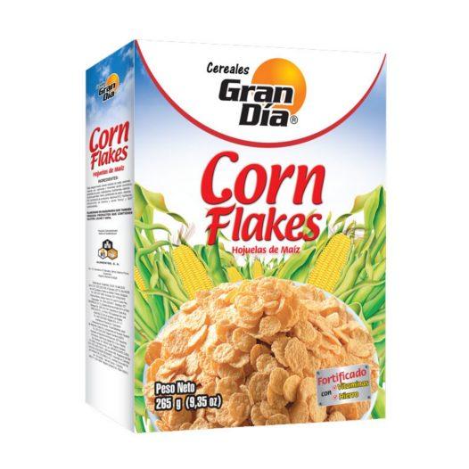 Caja de Cereal Corn Flakes de 620gr