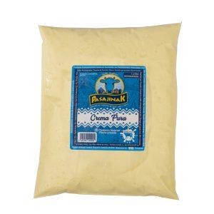 Crema Pura 1 Litro marca Pasajinak