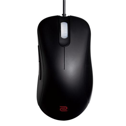 Mouse Alámbrico Gaming Gear EC1-A color Negro marca Zowie