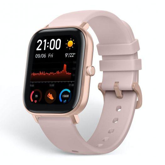 Reloj Inteligente Xiaomi Amazfit GTS color Rosa