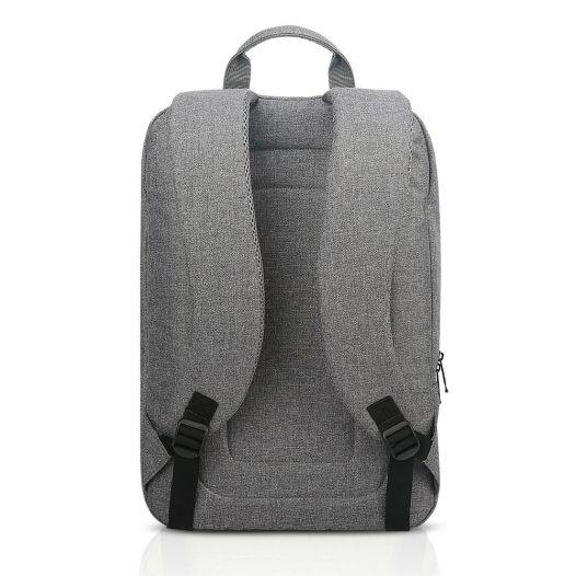 "Mochila para Laptop de 15.6"" marca Lenovo color Gris"