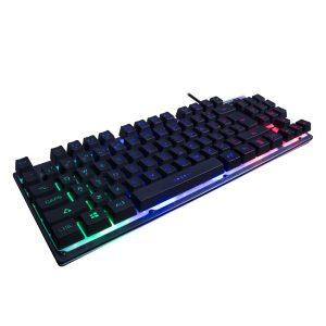 Teclado Gaming K613 TKL RGB marca Fantech