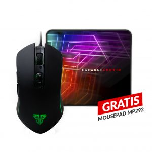 Combo Mouse Gaming X9 Thor +  Mousepad MP292 GRATIS