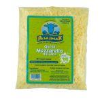 Queso Mozzarella Rallada de 1 Libra marca Pasajinak