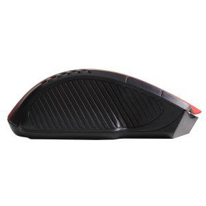 Mouse Gaming Inalambrico W4 Raigor RGB de 2000 DPI marca Fantech
