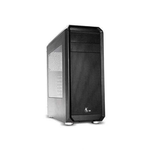 Case Gaming ATX Sin Fuente para Computadora XTECH Delirium XT-GMR1