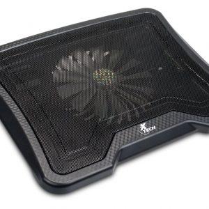 "XTECH Base con ventilador para laptop USB Hasta 14""  XTA-150"