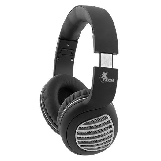 Audífonos Inalámbricos Bluetooth XTECH Palladium XTH-630SV
