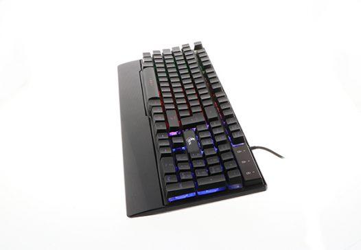 Teclado Alámbrico Gaming RGB XTECH Armiger XTK-510S