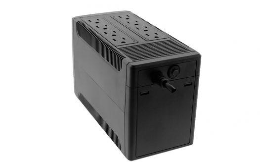 UPS Interactivo 500VA 250W 8 Tomas XTECH XTP-511