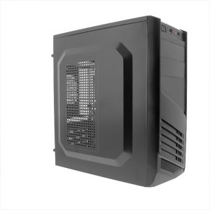 Case Micro ATX con Fuente de 600W XTECH XTQ-200
