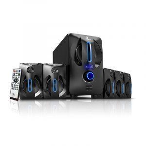 Sistema de Parlantes Audio 5.1 Canales Bluetooth 80W XTECH Portent XTS-450