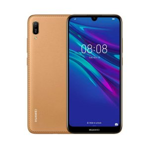 """Celular Huawei Y6 2019 2GB RAM 32GB 6.09"""" color Café DualSIM"""