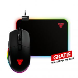 Combo Mouse Gaming UX1 Hero +  Mousepad Gaming MPR351 RGB GRATIS