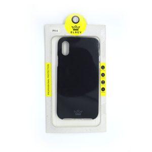 Case El Rey  para Iphone X color Glove negro