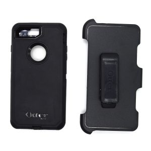Case Otterbox Defender para Iphone 7/8 plus color negro