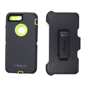 Case Otterbox Defender para Iphone 7/8 plus color gris-verde