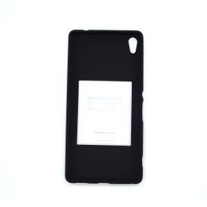 Case Soft feeling para xperia XA1 color negro