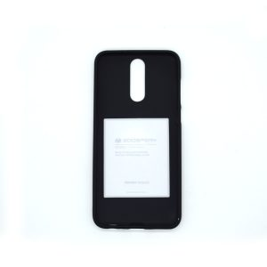 Case iPhone Wallet marca Simple color Negro