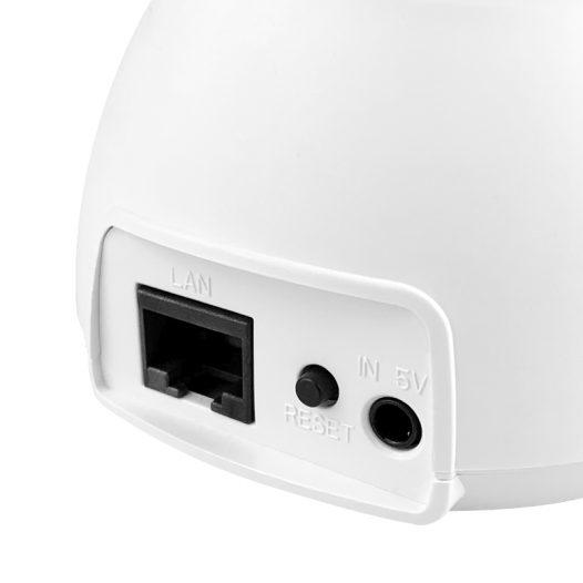 Cámara motorizada 1080p Wifi para interiores Marca Nexxt