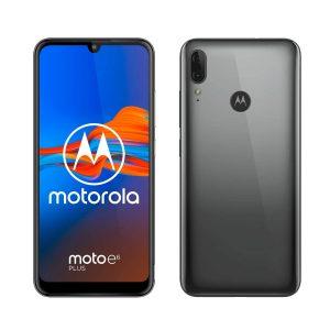 """Celular Moto E6 Plus 3GB RAM 32GB 6.1"""" color Gris"""