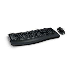 Combo teclado y mouse inalámbrico 5050 marca Microsoft