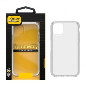 Case Otterbox Symmetry para Iphone 11 pro max color transparente