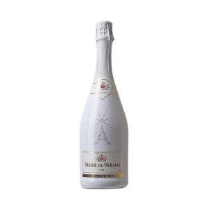 Botella de espumante - Veuve du Vernay Ice - Bourgogne, Francia