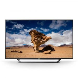"Televisor SmartTV Sony Bravia de 32"" 32W605D"