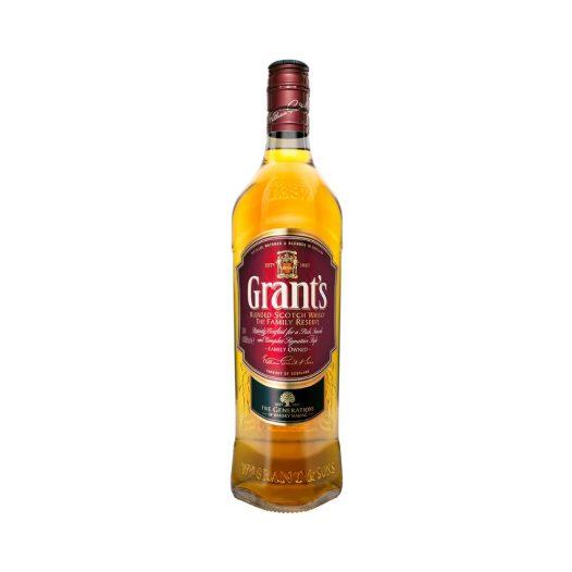 Botella de Whisky Grant´s Family - Escocia