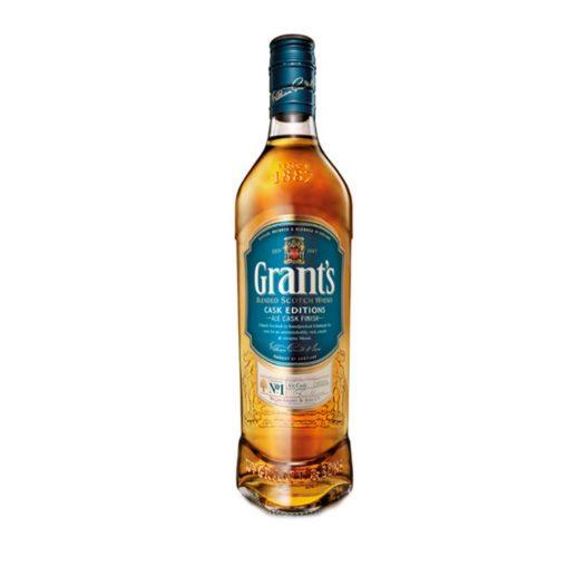 Botella de Whisky Grant´s Ale Cask - Escocia