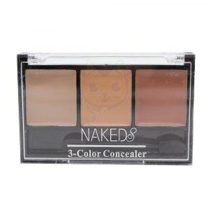 Paleta de contornos marca Naked 8