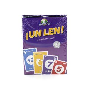 Juego de Cartas «¡Un Len!» marca Mis Pasitos