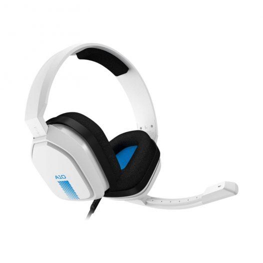 Audifonos Gaming A10 marca Astro Gaming color Blanco para PS4