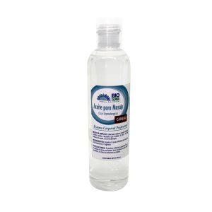 Aceite con Aromaterapia 240Ml.