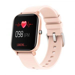 Reloj Inteligente Colmi P8 color Oro Rosa