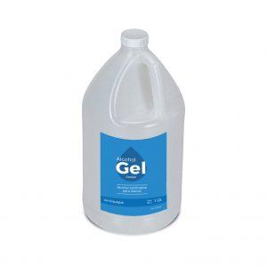 Alcohol en Gel Antibacterial Galón / 70% marca Proclean