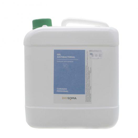 Alcohol en Gel Antibacterial 3000 g / 70% marca Biosoma