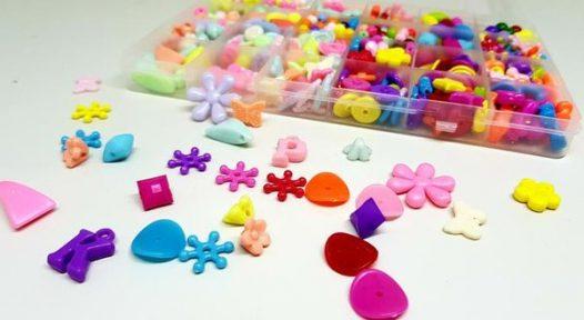 Kit de Accesorios para Pulseras o Collares (Para Niños)