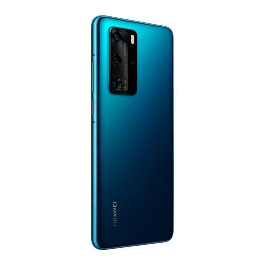 """Celular Huawei P40 Pro 8GB RAM 256GB 50mgpxl 6.58"""" color Azul"""