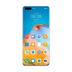"""PRE-VENTA Celular Huawei P40 Pro 8GB RAM 256GB 50mgpxl 6.58"""" color Plateado"""